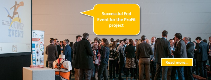 Successful End Event for the ProFit project