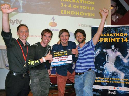 Winner-Hackraton